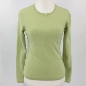 Ann Taylor Womens Sweater Size Small Cashmere